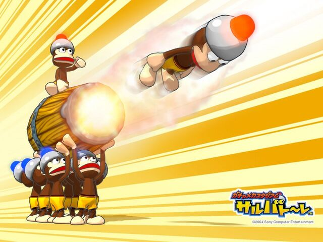 File:Ape Escape Pumped & Primed Wallpaper 5.jpg