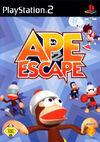 Ape Escape 2 PAL Cover