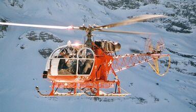 Aerospatiale SA-315B HB-XTM