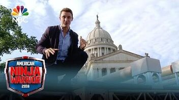 American Ninja Warrior - Crashing the Course- Oklahoma City (Digital Exclusive)