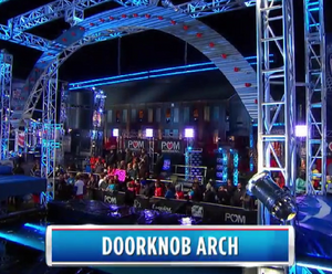 Doorknob Arch