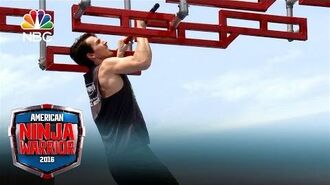 American Ninja Warrior - Crashing the Course- Philadelphia Finals (Digital Exclusive)