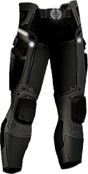 -BLACK- Shotlite Dragonfly Pants