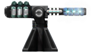 -BLACK- Ronson Cryogenics Turret