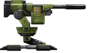 HVM HMG Sentry