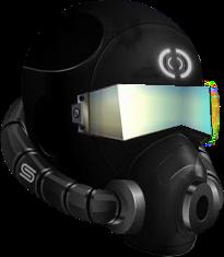 -BLACK- Graphene Combat Hood