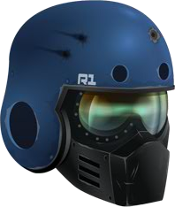R1 Interceptor Helm