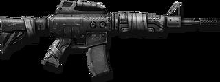 Z-1 Assault mobile Black