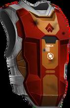 Titan Teslashock RED