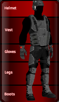 Special Forces armor
