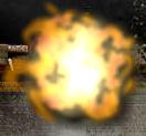 SAS 3 Grenade Explosion