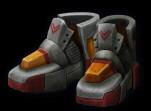 RED Medusa Boots