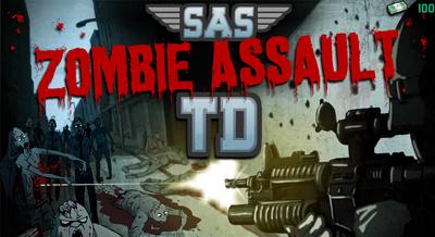 SAS Zombie Assault Banner