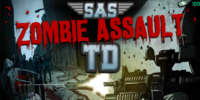 SAS Zombie Assault Tower Defense