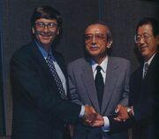 Microsoft agreement
