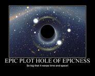 Motiv - plot hole