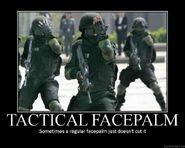 Motiv - tactical facepalm
