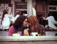 Jim morrison pamela courson, paris