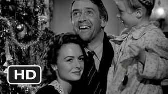 Every Time a Bell Rings an Angel Gets His Wings - It's a Wonderful Life (9 9) Movie CLIP (1946) HD