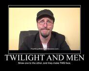 Motiv - twilight and men