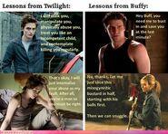 Twilight vs. Buffy