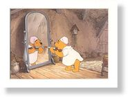 Pooh with a gun