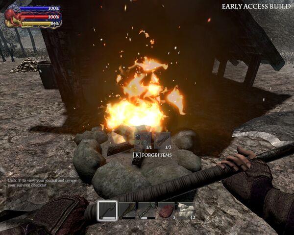 File:Burning campfire.jpg