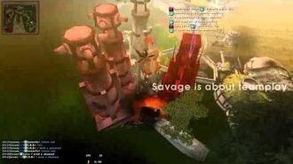 Savage XR World Cup 2012