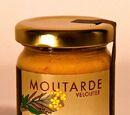 Moutarde à l'abricot et à la cannelle