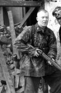 SPR- Erich Redman as soldier