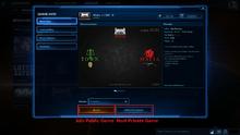 Mafia Map Screen