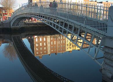 Dublin Halfpenny Bridge