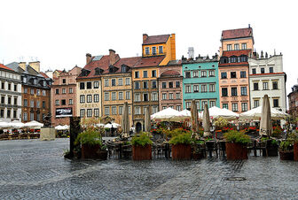 Poland 4076 - Old Town Square