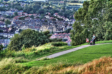 Stannington hdr, sheffield - england