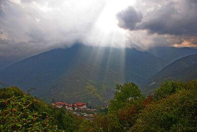 Door to Heaven (Trongsa, Bhutan)