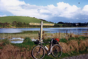 Camel Trail ,Cornwall Oct 1987