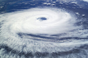 800px-Cyclone Catarina from the ISS on March 26 2004
