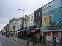 Camden Town 24 march 2006