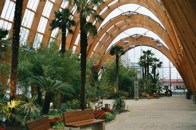Sheffield Winter Garden1