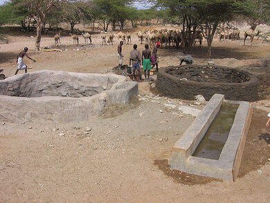 New Rendille Water Well
