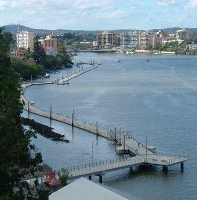Brisbane River Walk1