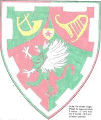 Coat of Arms Idea Two