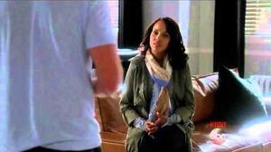 """Scandal 5x05 Olivia and Jake ...and Jake's wife """"Just tell the truth.."""