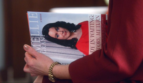 5x13 - Mellie's Book Cover B