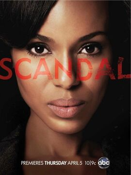 Scandal Season 1 Poster