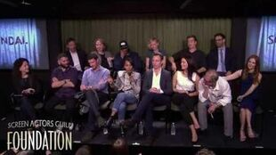 Conversations with the Cast of Scandal