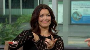 Bellamy Young Talks Hot New Romance On 'Scandal'