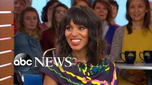 Kerry Washington on the end of 'Scandal' and surprising season finale