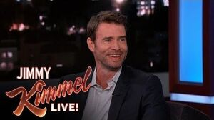Scott Foley on Lightening the Mood at Scandal