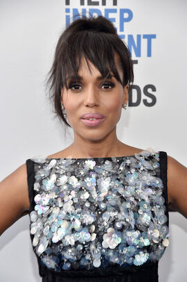 2017 Spirit Awards - Kerry Washington 01